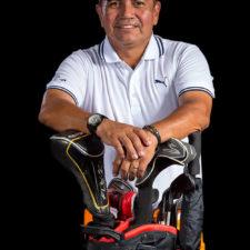 El semillero del profesional George Rodríguez