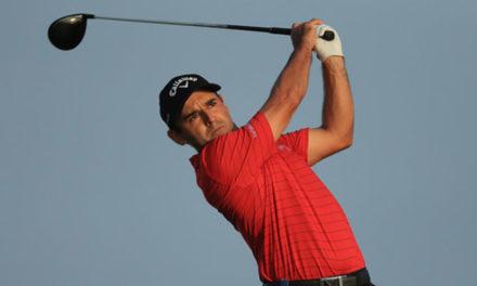 En un debut brillante, Zanotti y Aguilar se ubican cerca de los punteros en la primera edición del Oman Open