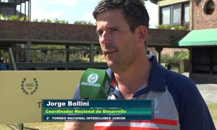 Entrevista Jorge Bollini Coordinador de Desarrollo AAG