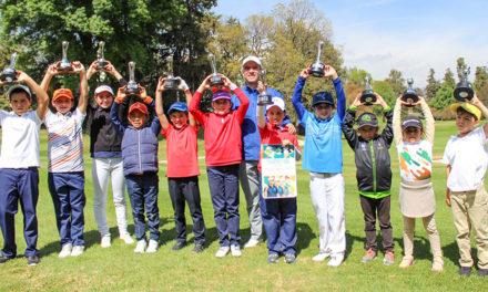 Golfistas del Valle de México conocerán a Jordan Spieth