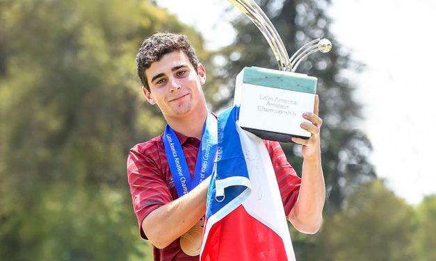 Gran balance sudamericano en la edición 2018 del Latin America Amateur Championship