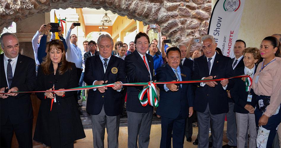 Inauguran el México Golf Show