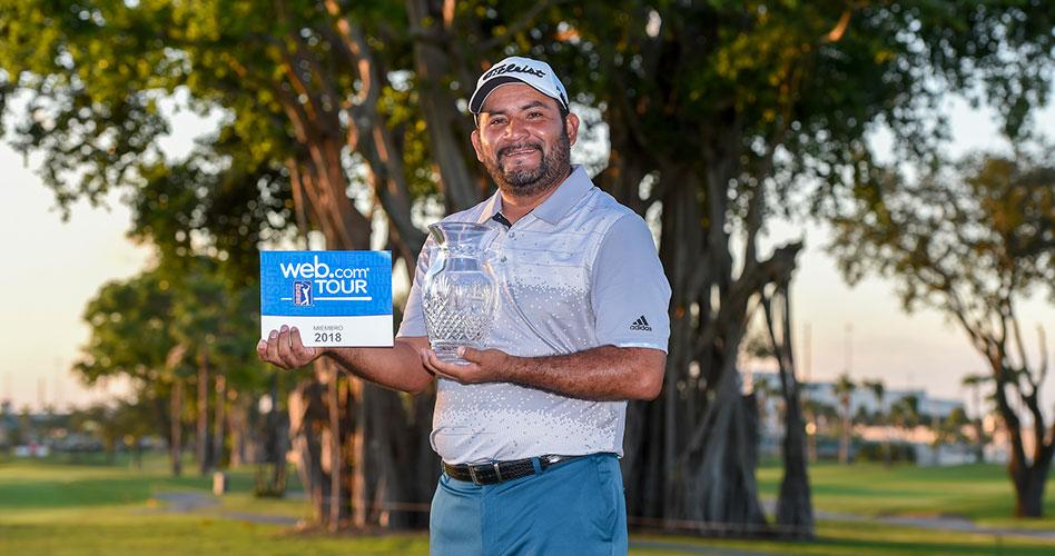 José de Jesús Rodriguez (cortesía PGA Tour)