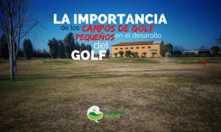 La importancia de los campos de golf pequeños en el desarrollo del golf