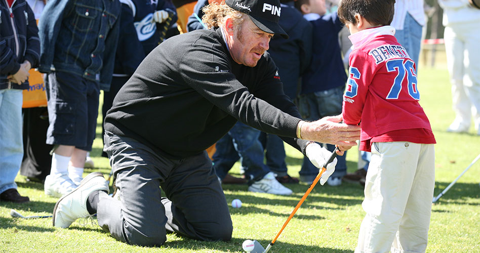 Miguel Ángel Jiménez acudirá a Lauro Golf el próximo 25 de febrero con motivo de la celebración de su circuito
