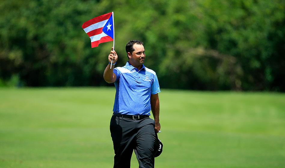 Puertorriqueño Rafael Campos (cortesía PGA Tour)