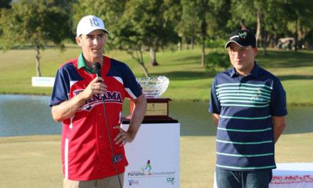 Panamá Championship No. 15 es un trofeo para golf Panameño ganado por Langley