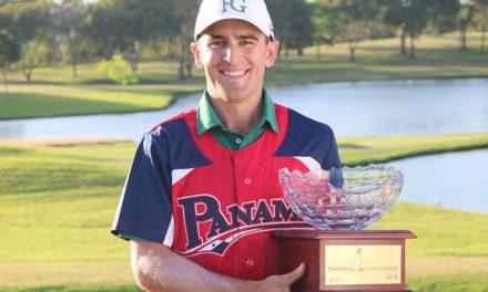 Puertorriqueño Rafa Campos destacó en el Panamá Championship