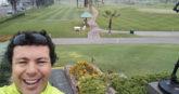 Javier Daría Schaab, experimentado superintendente de canchas de golf y creador de la comunidad y plataforma educativa Turfes.com