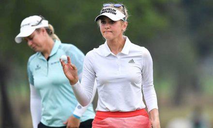 Quinta victoria de la norteamericana Jessica Korda en la LPGA