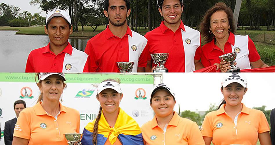 Sudamérica se alista para la edición 2018 del Campeonato Sudamericano Juvenil en Colombia