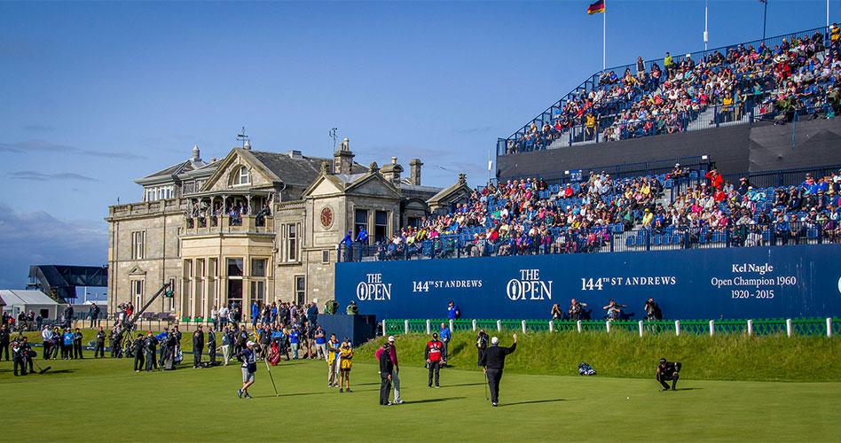 The Open cumplirá 150 años en St. Andrews en el 2021