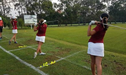 Vanessa Gilly buscará emular a su hermana Valentina en Sudamericano Juvenil de golf
