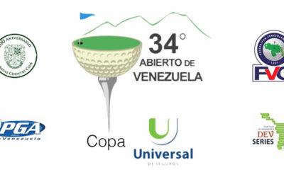 XXXIV Abierto de Venezuela y los 100 años del Caracas Country Club