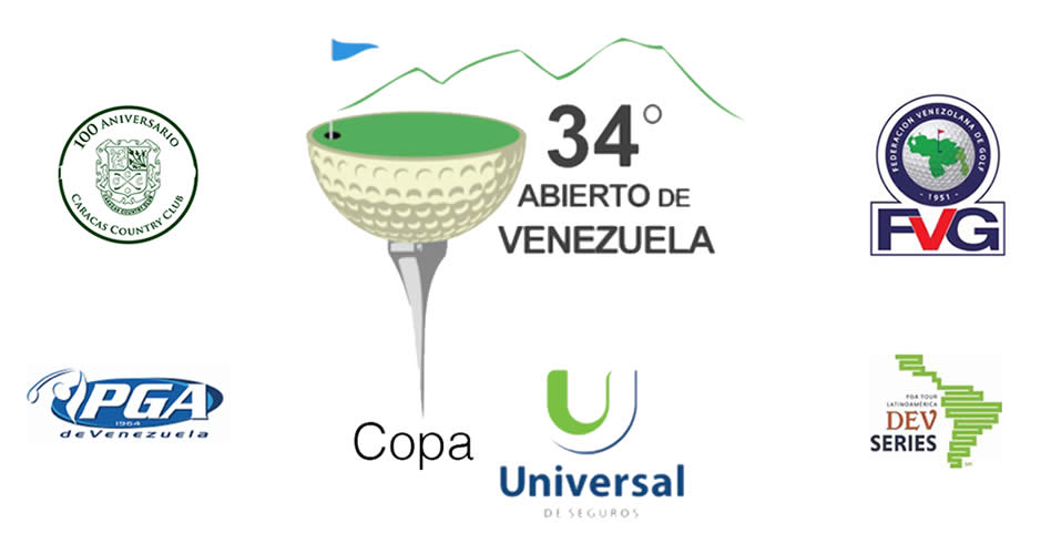 Copa Universal de Seguros premia el futuro del golf venezolano