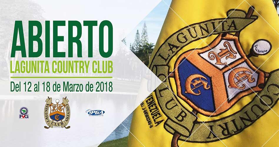 Abierto del Lagunita Country Club – Horarios de Salida