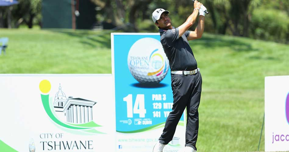 Aguilar sigue volando alto en Pretoria