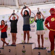 AGVM premia, en Six Flags, a sus golfistas clasificados al Nacional Interzonas