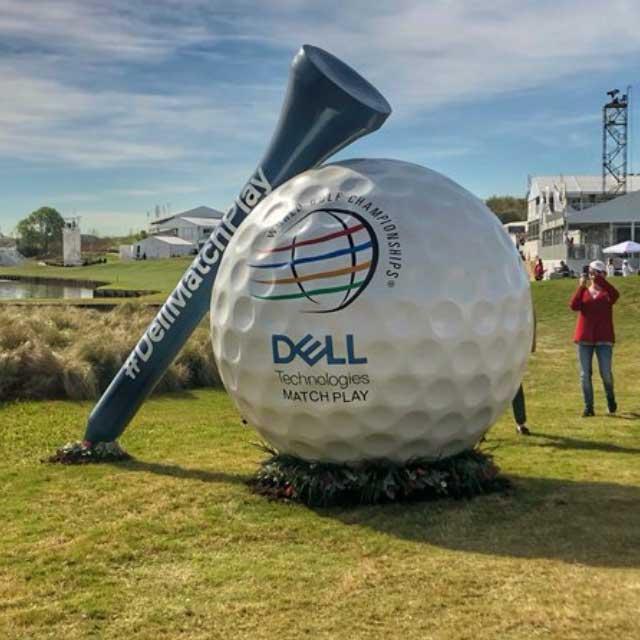 Arrancó la batalla del WGC-Dell Technologies Match Play