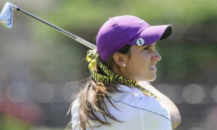 Claudia De Antonio Top 5 en el Darius Rucker Intercollegiate