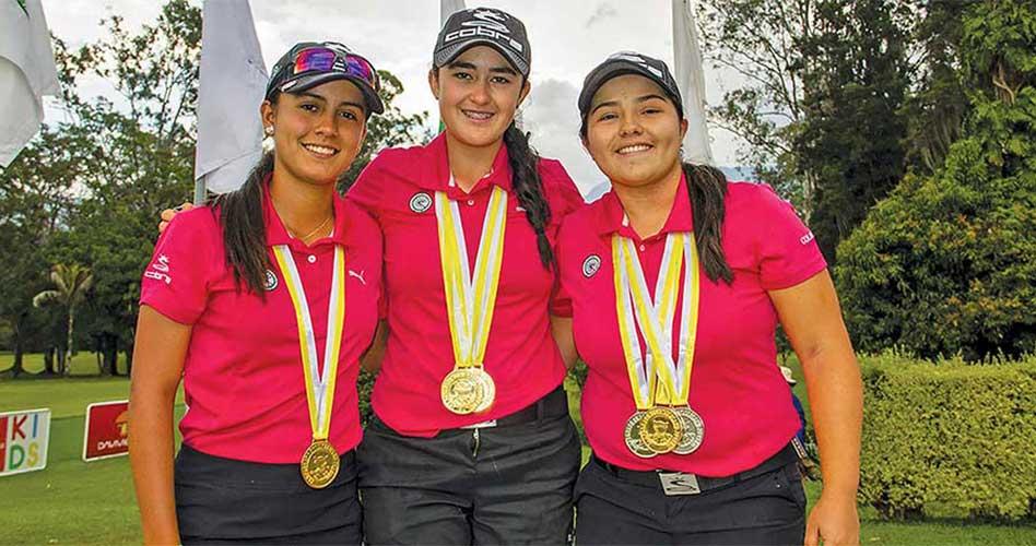 Colombia triunfa con cuatro medallas en el Sudamericano Juvenil en Medellín