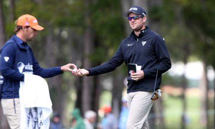 Corey Conners domina la clasificacíon de un torneo muy apretado con Sergio García y Tiger Woods octavos
