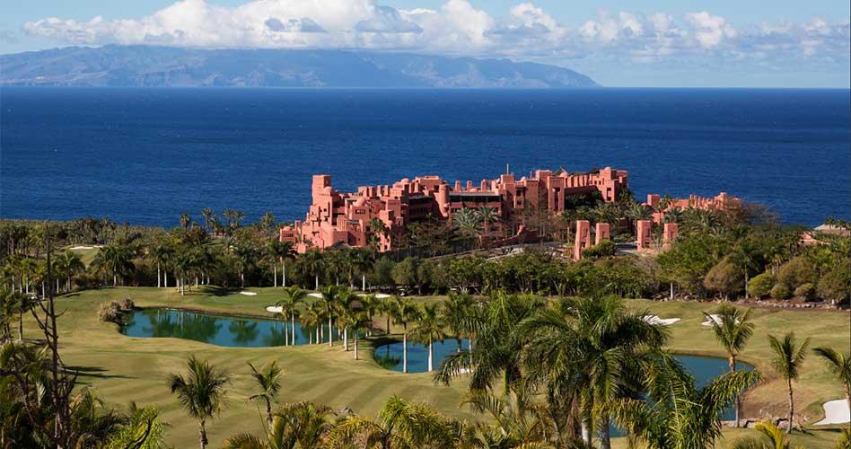 El Abama Golf de Tenerife, entre los tres mejores resorts (campo y hotel) de España