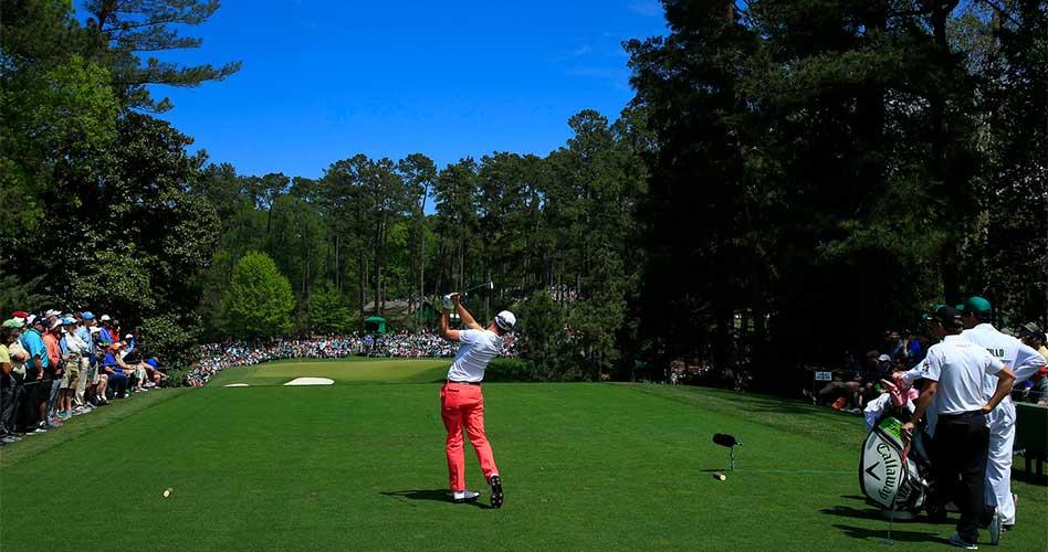 El Masters añadirá la tecnología 'shot-tracer' en la retransmisión televisiva
