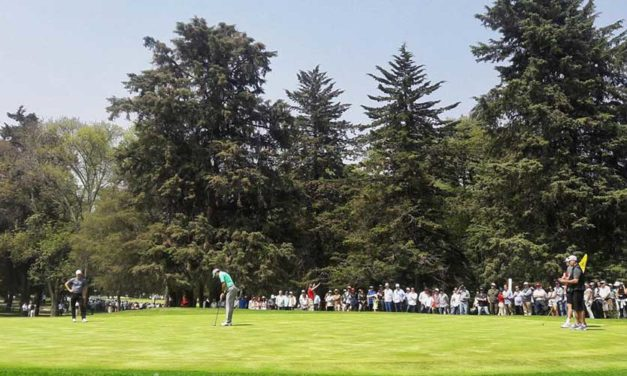 El World Golf Championship México conquista el Club de Golf Chapultepec