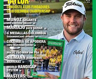 Fairway Colombia edición Nº 39
