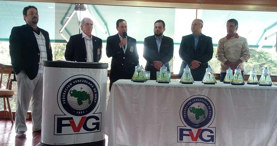 FVG culmina Torneo Amateur en el Junko Golf Club