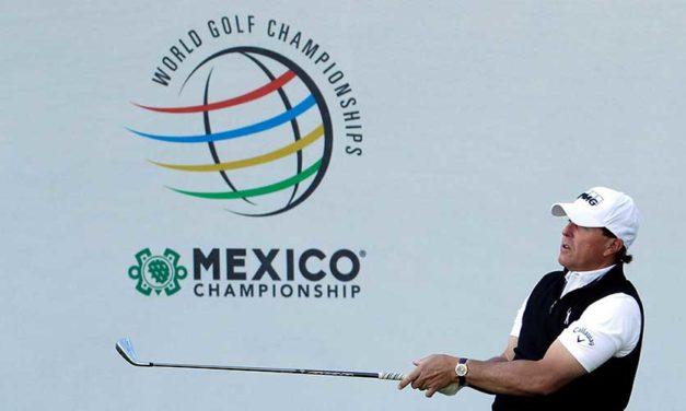 Ganó la maestría de Mickelson en el WGC-México