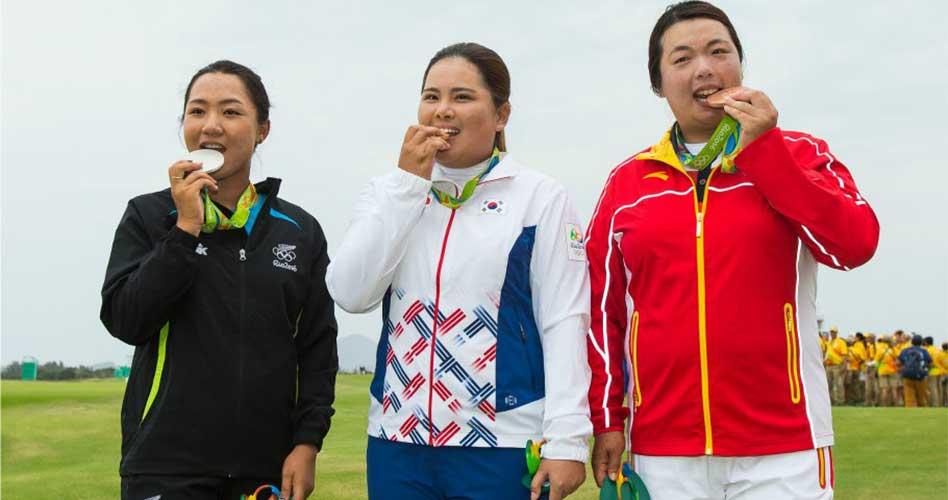 Golf Olímpico: El formato de clasificación y la modalidad de juego no sufrirán cambios en Tokio 2020