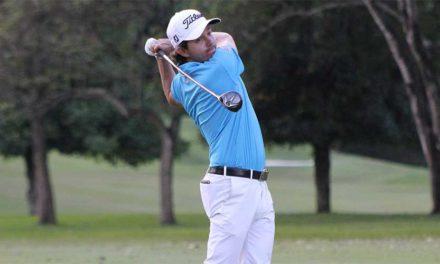 Gran semana para Santiago Rivas en el Corales Championship del PGA Tour