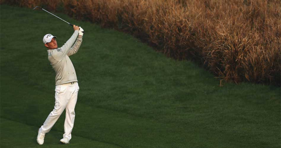 Grillo extendió su ventaja en el Hero Indian Open
