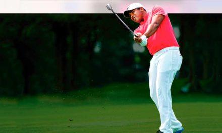 Jhonattan Vegas: golf a contracorriente