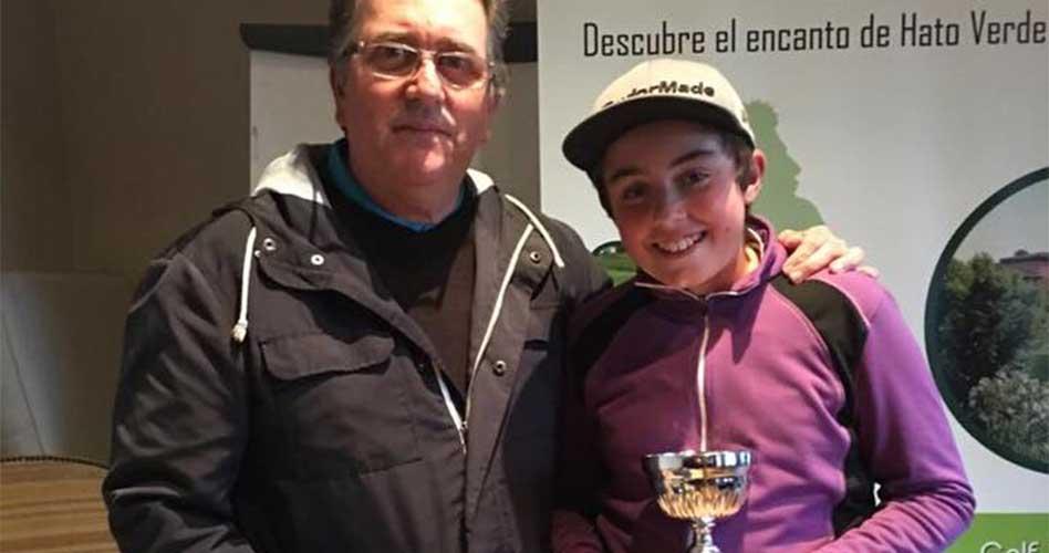 La cantera de Lauro Golf vuelve a brillar de la mano de Álvaro Gómez de Linares
