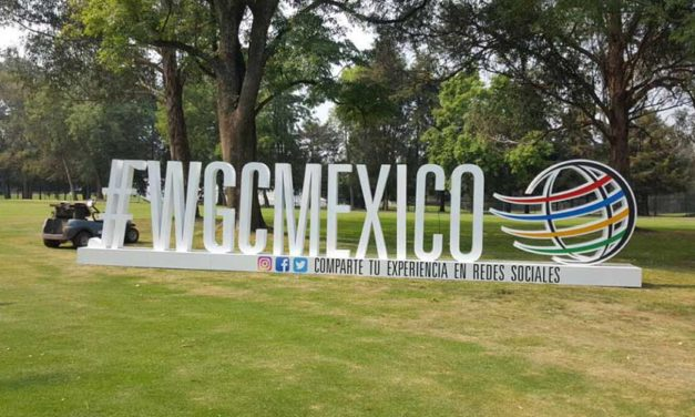 Latinos abren el WGC-México