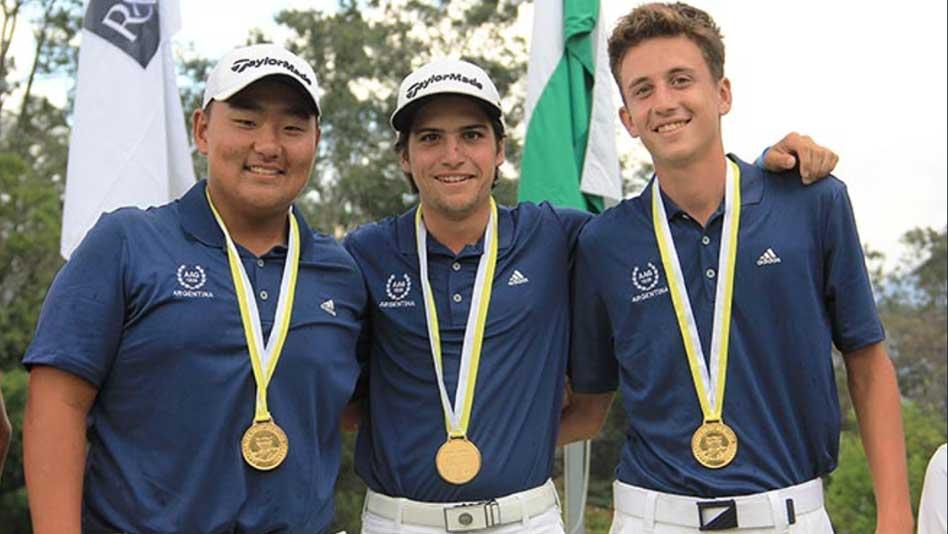 Medalla para Venezuela en el Sudamericano Juvenil de Golf en Medellín