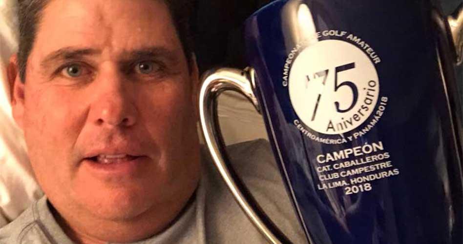 ¡Ortíz Campeón Centroamericano!