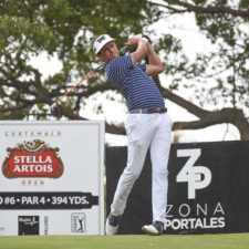 Polland gana con récord el Guatemala Stella Artois Open 2018