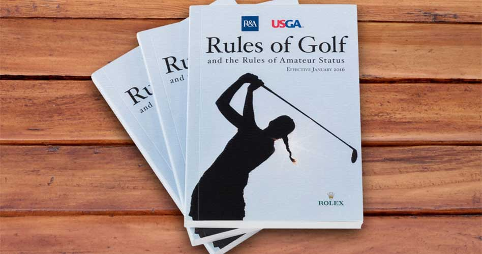 R&A y USGA dan a conocer los cambios en las Reglas del Golf que entrarán en vigencia a contar de 2019