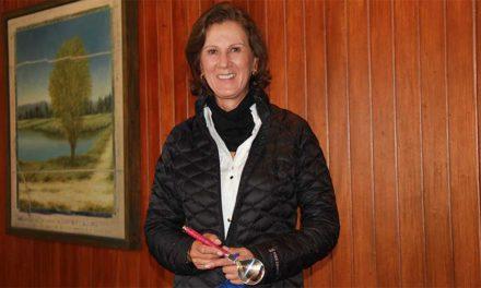 ¡Retuvo la corona! Ana María González de Llano se quedó con el Campeonato Nacional de Damas Senior 2018