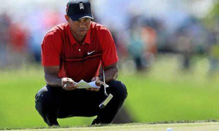 Tee times: Tiger Woods encabeza grupo de lujo en un Valspar Championship con tres latinoamericanos en el field