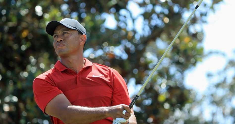 Tiger calienta las acciones del Masters No. 81