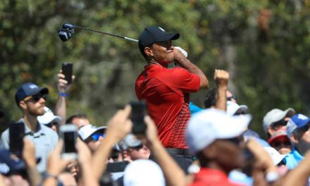 Tiger Woods se quedó a un golpe de forzar el playoff en el Valspar
