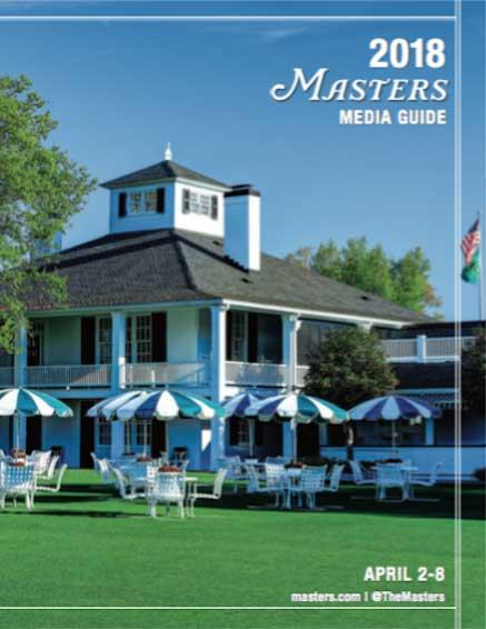 Todo brilla para edición 81º del Masters Tournament