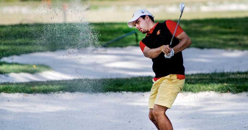 Tres españoles Amateur jugarán el Open de España de golf