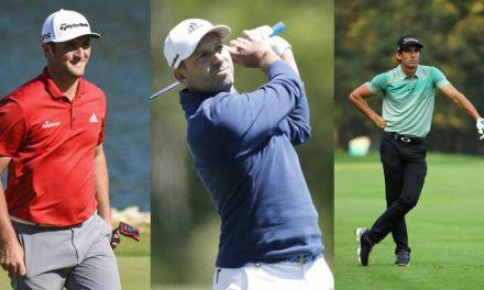 Tres españoles en el equipo Ryder, un sueño cada vez más cercano