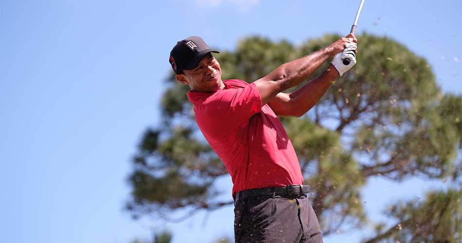 Woods le limpia el polvo al mítico Sunday Tiger